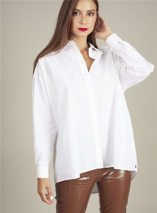 Otto d ame Camisa Blanca