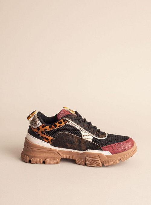 Noa Harmon Sneaker multiestampado