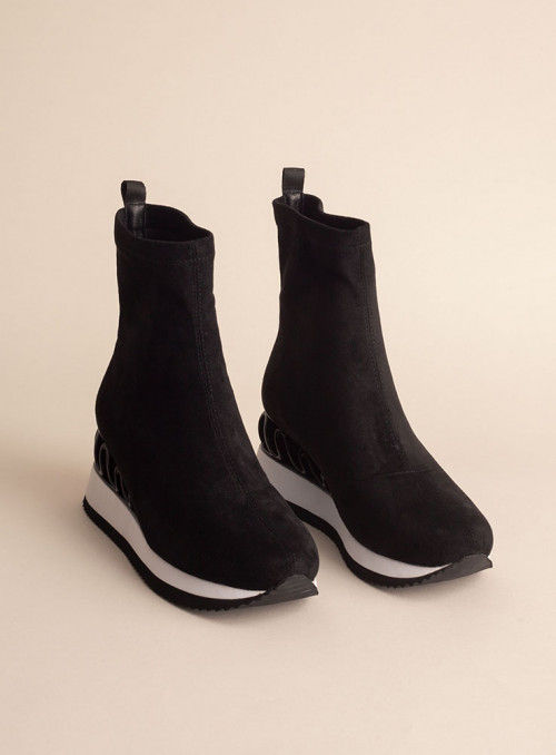 Noa Harmon Sneaker Abotinada