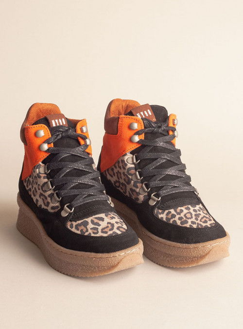 Steve Madden Sneaker Abotinada Print