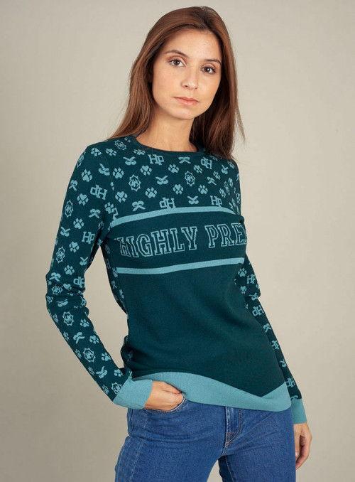 H. Preppy Camiseta logo azul pato