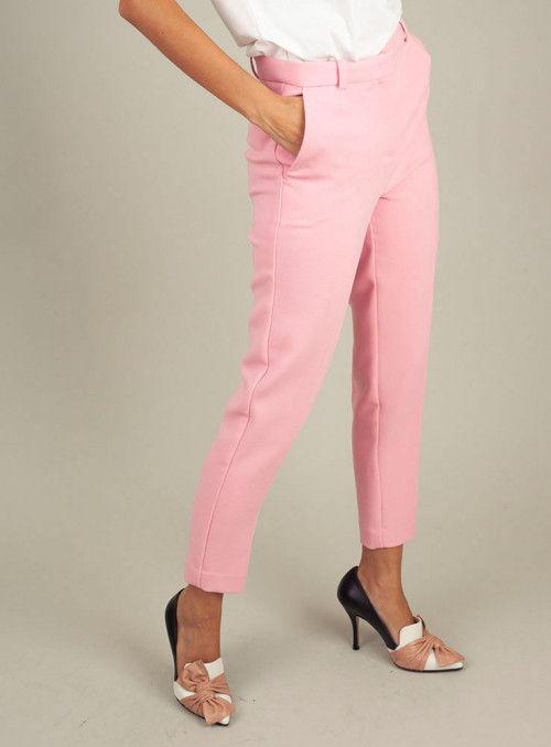 Pinko Pantalón rosa