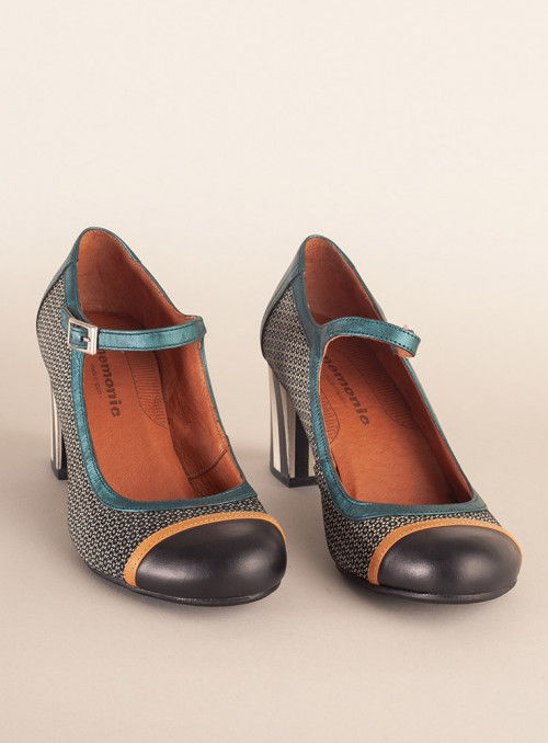 Nemonic Zapato estampado