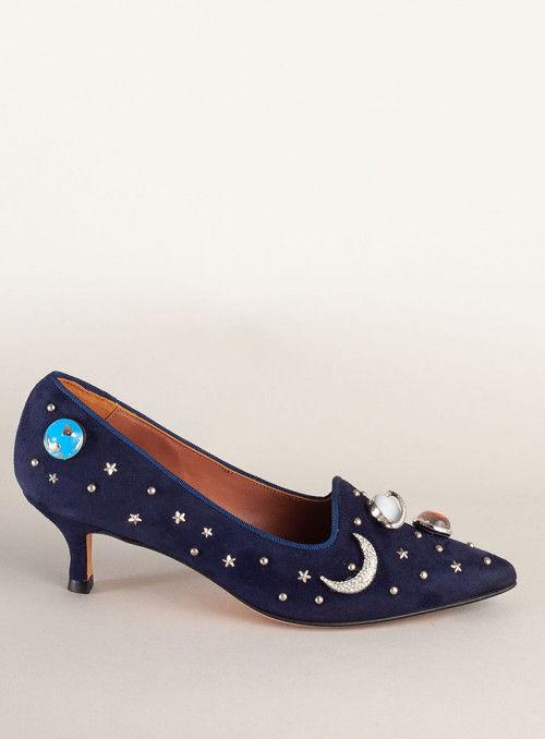 Ras Zapato Estampado Planetas