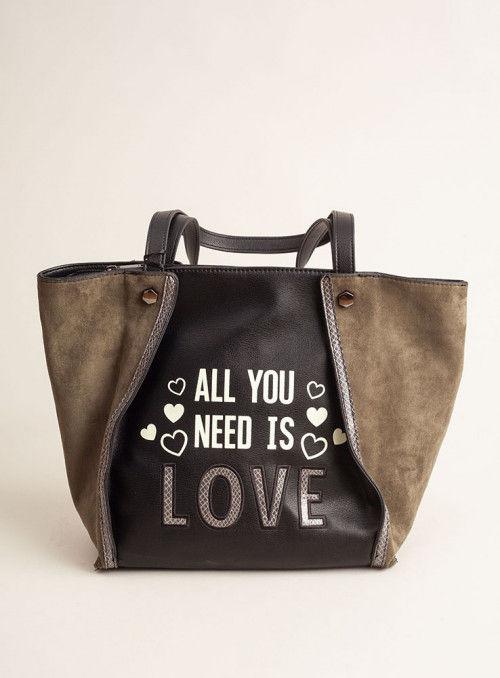 Binnari Bolso combinado LOVE