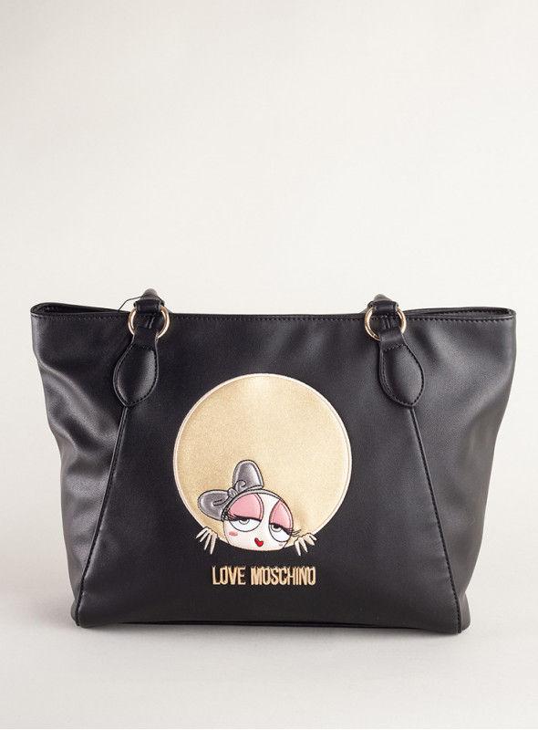 Moschino Love bolsos Bolso Shopping Muñeca