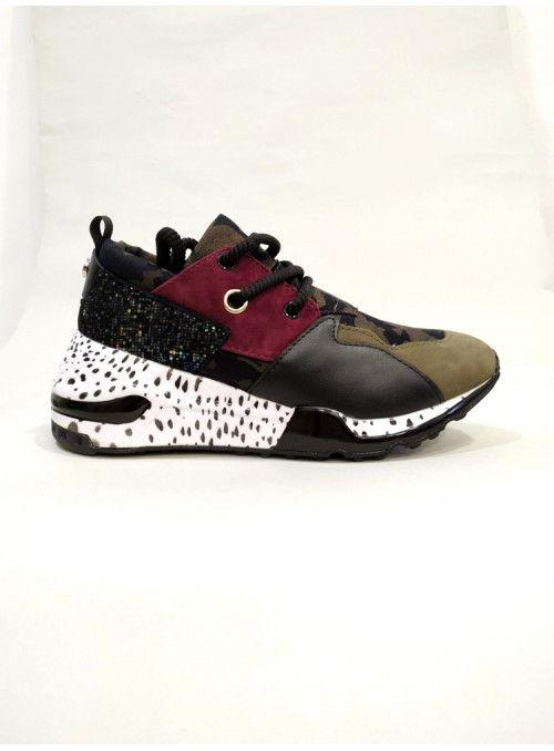 Steve Madden Sneaker militar