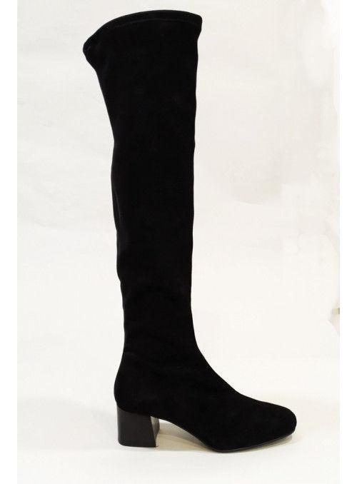 Vossochic Bota XL negro