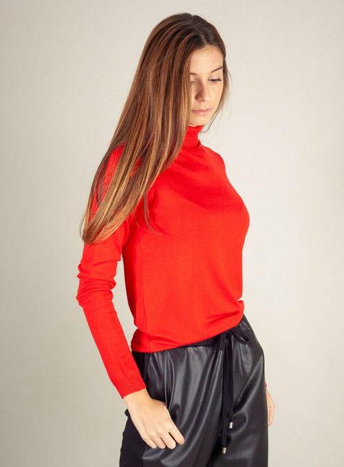 Silvian Heach Jersey rojo