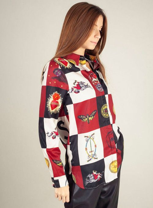 Silvian Heach Camisa astros