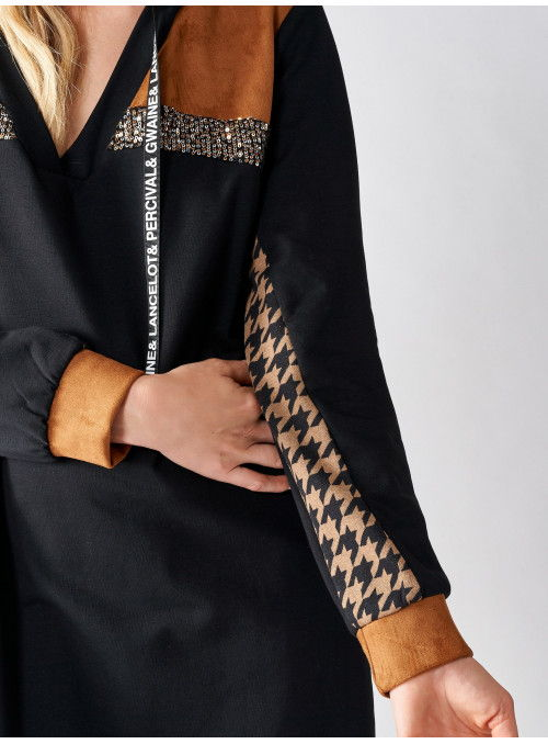 Rinascimento Vestido detalles print