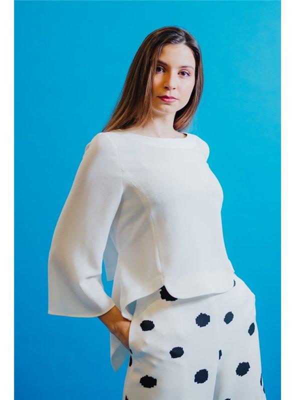 Moskada Camisa Blanca