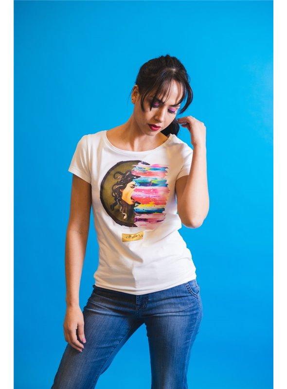 La Condesa Camiseta Caravaggio