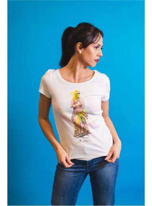 La Condesa Camiseta Estatua