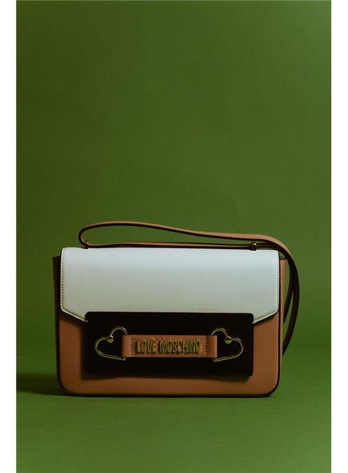 Moschino Love bolsos Bolso De Hombro Tricolor