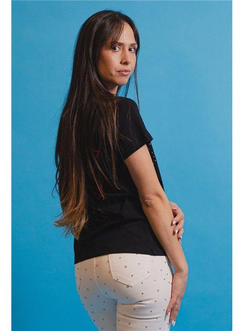 Pinko Camiseta Lucia Heffernan