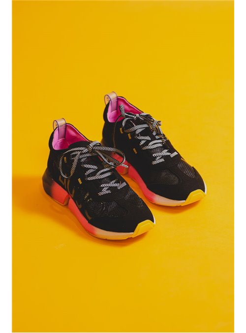 Liujo Zapatillas Con Degradado De Color Y Logotipo