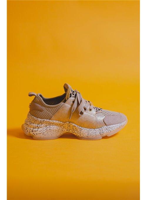 Steve Madden Sneaker print rafia