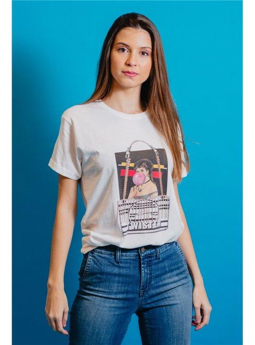TWISTER Camiseta Twister