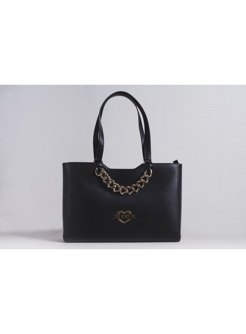 Moschino Love bolsos Bolso de shopping negro