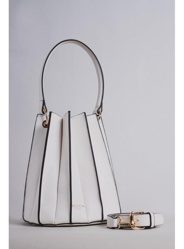 Tosca Blu Bolso saco blanco