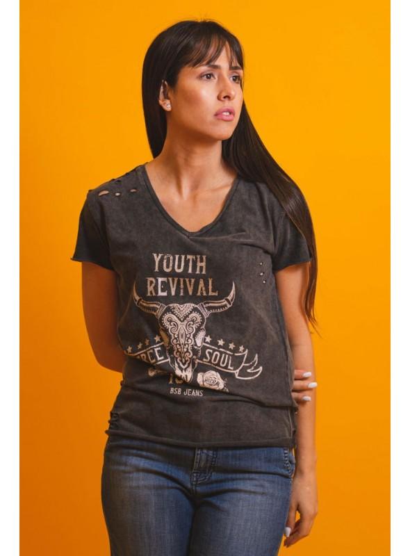 BSB Camiseta Búfalo