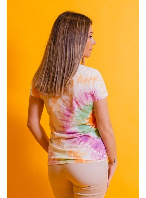 Silvian Heach Camiseta degradado multicolor