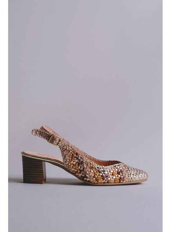 Kess Zapato Trenzado Multi