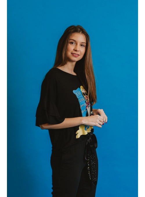 Koralline Camiseta Sirenita