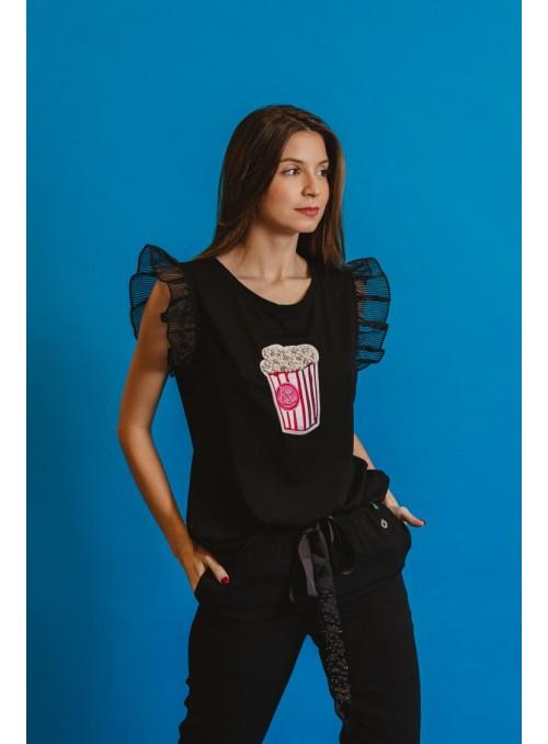 Koralline Camiseta POP CORN