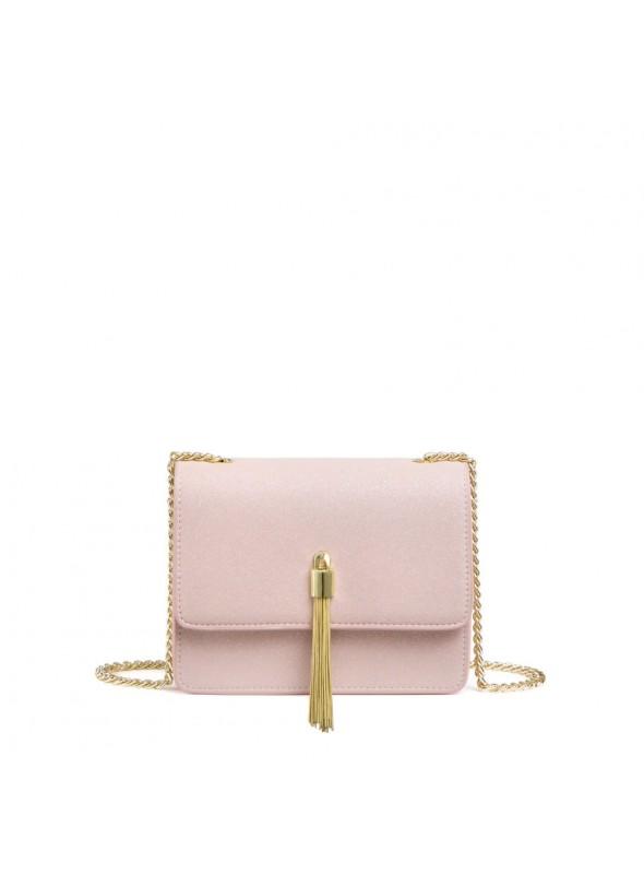 Tosca Blu Bolso solapa rosa