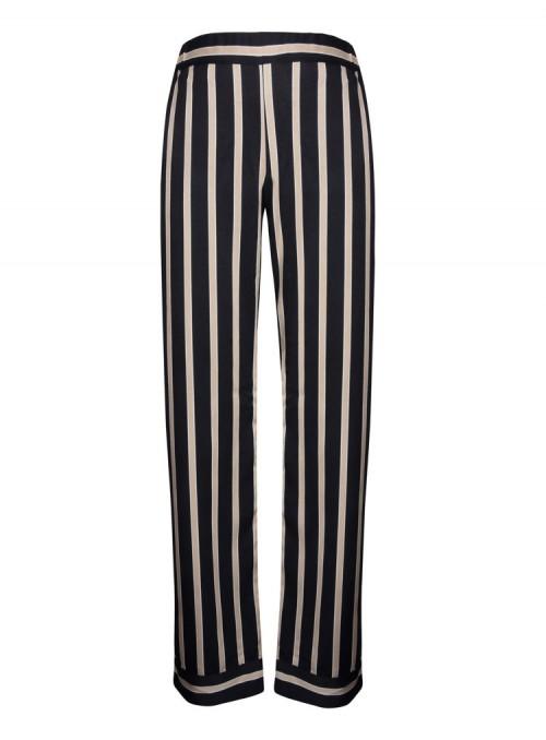 Nu Woman Pantalón estampado rayas