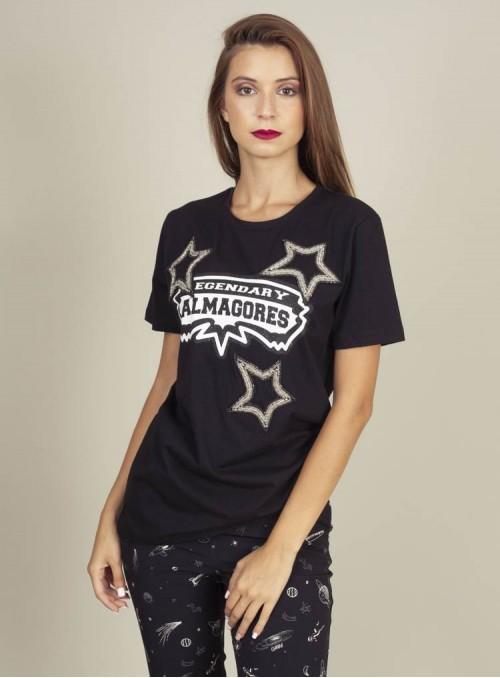 Almagores Camiseta estrellas