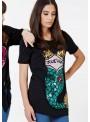 Koralline Camiseta TRUE LOVE