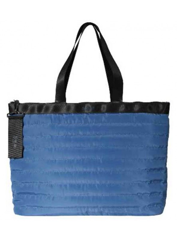 Binnari Bolso XL acolchado azul