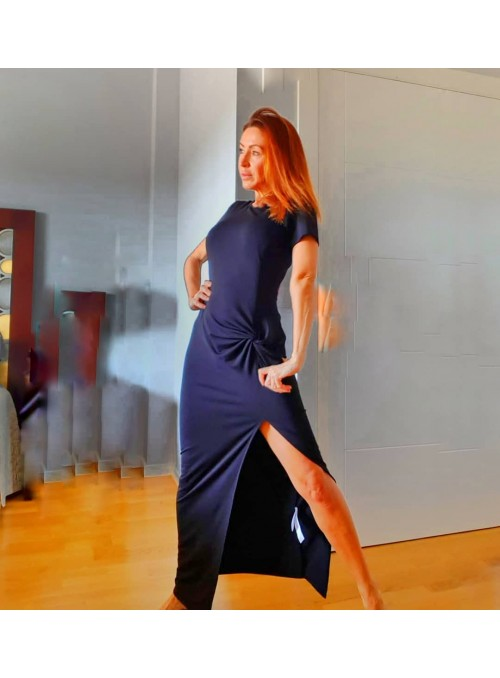 Silvian Heach Vestido largo abertura