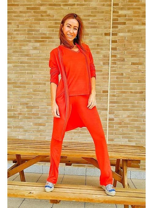 Mónica Lendínez Camiseta Punto Coral