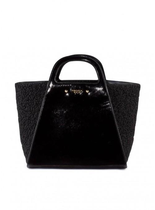 Tosca Blu Bolso Shopping Negro