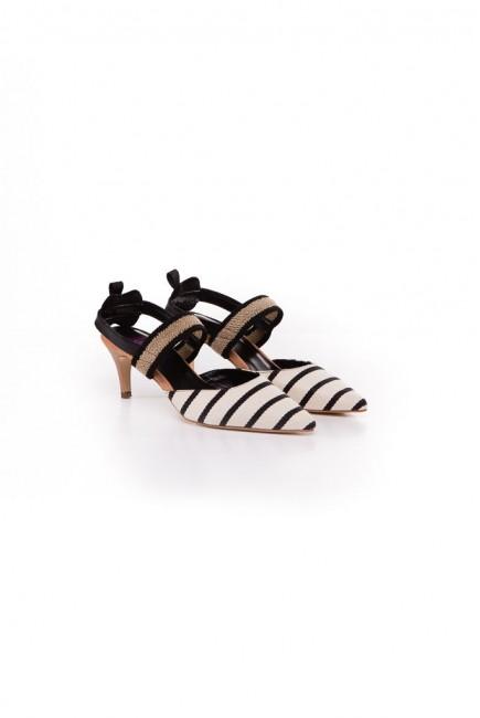 Vosso Zapato Tejido Rayas